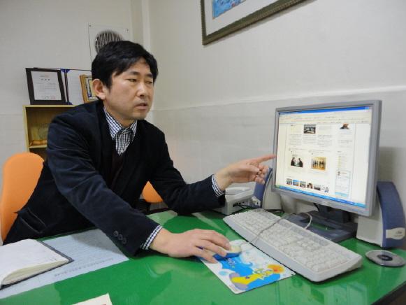 (주)컴테크 유종현 대표이사