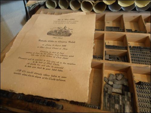 블레드 성에서는 블레드 전경을 볼 수 있는 것은 물론, 역사박물관과 인쇄박물관도 방문할 수 있다.
