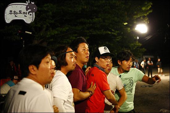 2011년 9월 방송된 MBC <무한도전> '스피드' 특집