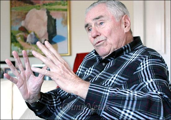 도널드 그레그(84) 전 주한 미국대사