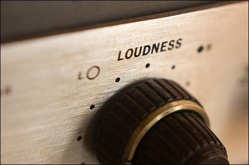 '라우드니스 워'(Loudness War : 음량전쟁)를 아십니까