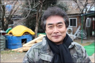 개 짖는 날, 아버지 역, 박찬영 배우