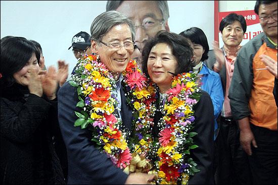 제19대 국회의원 선거에서 새누리당 여상규 후보가 다른 후보들을 넉넉히 따돌리고 당선했다.