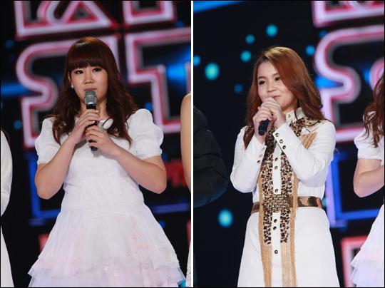 29일 저녁, SBS <일요일이좋다-K팝스타>의 대망의 파이널 무대에서 17살 이하이와 16살 박지민이 마지막 대결을 펼친다.