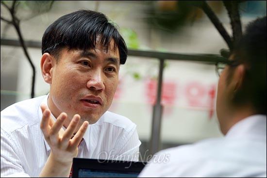 하태경 새누리당 제19대 국회의원 당선자(부산 해운대기장을).