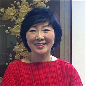 국제한국입양인봉사회 정애리 회장.