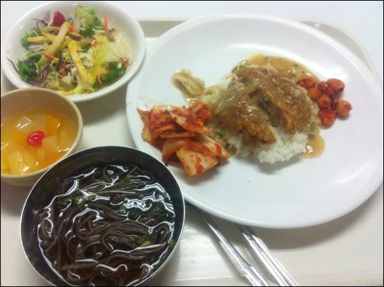 2012.5.25 사내식당 당일메뉴