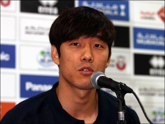 잉글랜드 프로축구 아스널 박주영 선수