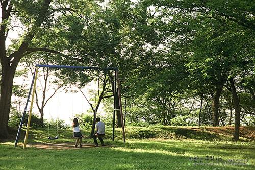 군산 월명공원 군산 월명공원