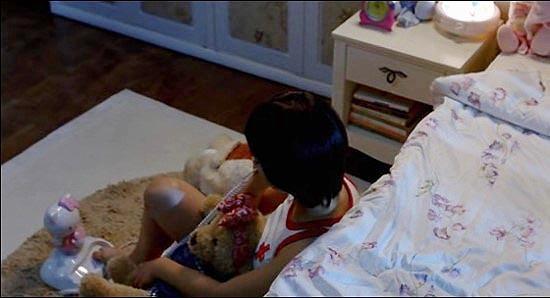 10대의 임신을 소재로 다뤘던 영화 <제니, 주노>(2005년 개봉)의 한 장면.