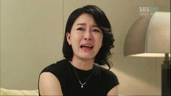 SBS <신사의 품격> 박민숙 역의 김정난