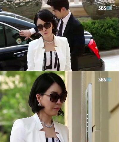 지난 14일 방송된 SBS <신사의 품격>의 한 장면