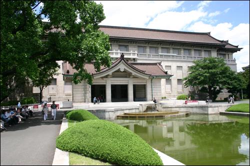 도쿄 일본국립박물관