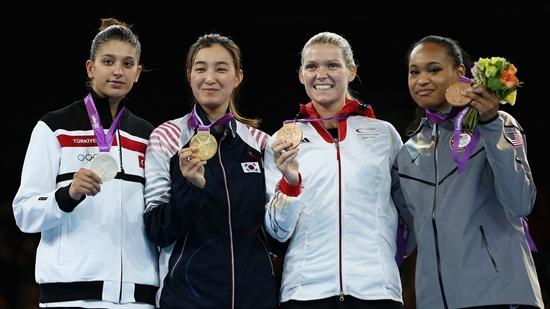 이번 대회에서 태권도에 걸려있는 8개의 금메달은 한국, 스페인, 이탈리아 등 8개국이 골고루 가져갔다. 은메달, 동메달까지 포함한다면 무려 21개국이 태권도에서 메달을 획득했다. 전력의 평준화가 뚜렷해지고 있다.