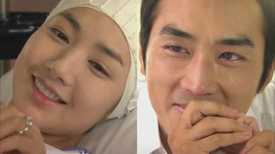 12일 방송된 MBC <닥터진>의 한 장면