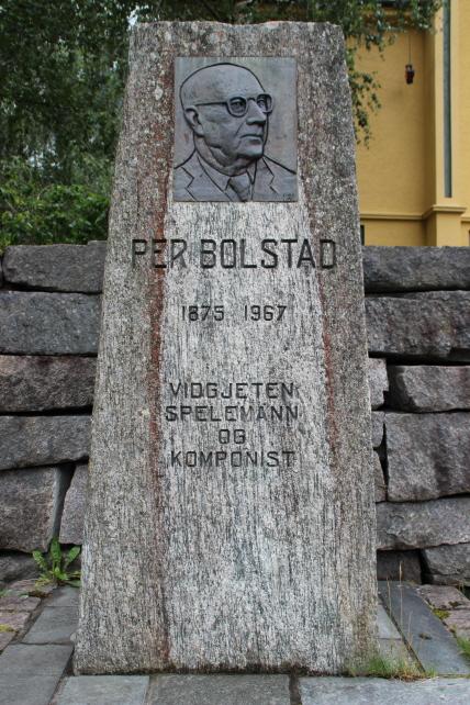작곡가 페르 볼스타드 기념비