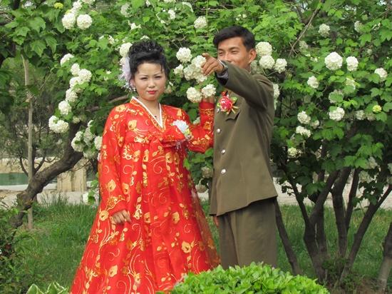 사리원의 신혼부부
