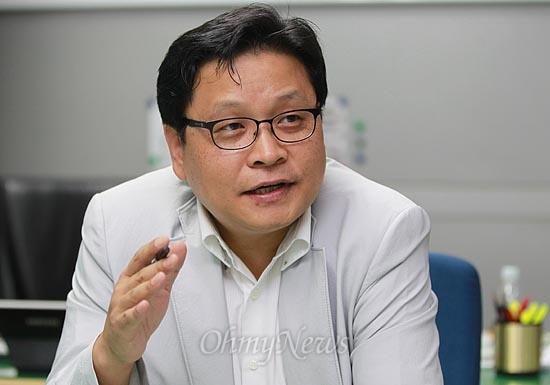 김낙준 서울시 마을공동체 담당관 과장.