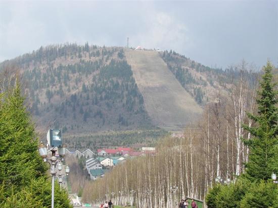 삼지연 스키장