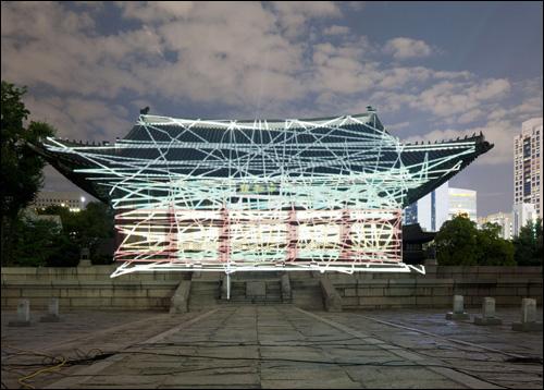 류재하 I '중화전_시간' 국립현대미술관 커미션 2012