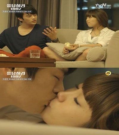 18일 방송된 tvN 드라마 <응답하라 1997> 최종화 '첫사랑이 이루어지지 않는 이유'에서 시원의 남편이 결국 윤제였음이 밝혀졌다.