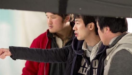 김보람 감독 연출 '국방부 국가 프로젝트' 촬영 현장 스틸