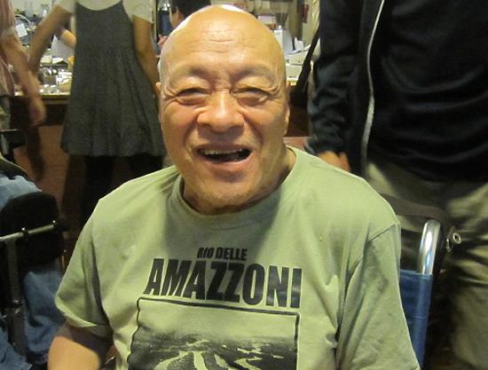 시라이시 키요하루 'JDF 피재지 장애인 지원센터 후쿠시마' 대표.