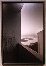 이인미 작가의 <다대동 02>, 102*80cm, 2008년 작품. 전시장의 작품을 촬영한 것이므로 실제 이미지와는 다릅니다. 이하, 다른 사진도 그렇습니다.