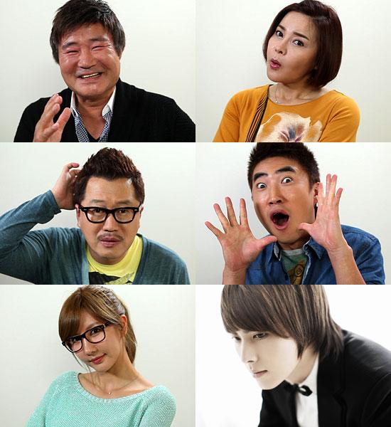 MBC 에브리원 <무작정 패밀리> 시즌2의 가족들