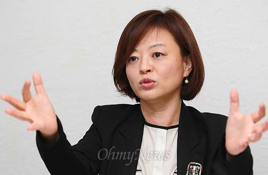 진선미 민주통합당 의원.