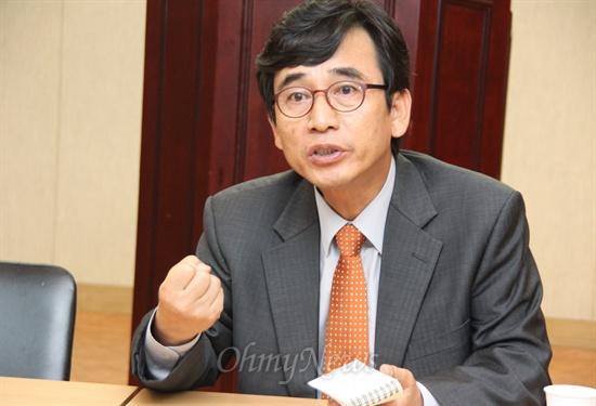 유시민 진보정의당 중앙위원.