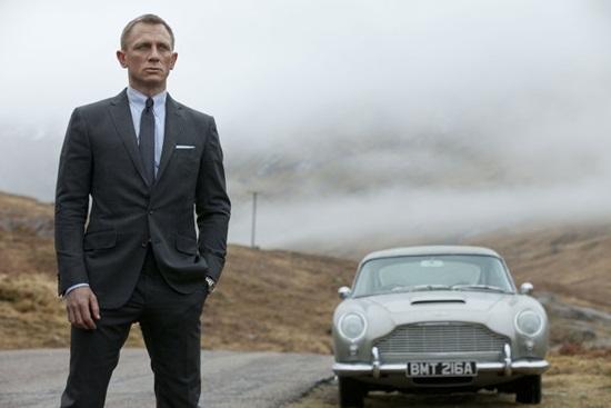영화 <007 스카이폴> 스틸사진