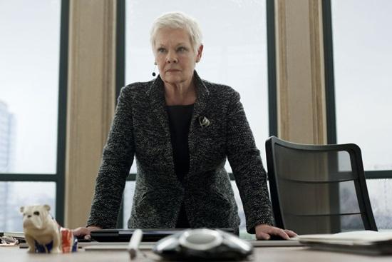 영화 <007 스카이폴> 스틸 사진