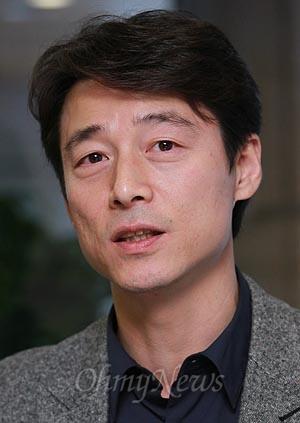 송호창 안철수 무소속 대선후보 캠프 공동선대본부장.