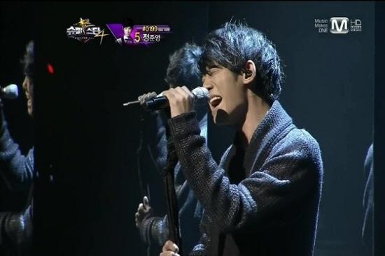 <슈퍼스타K4>10월 26일자 방송분