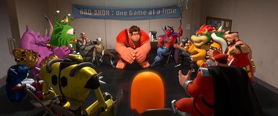 디즈니 애니메이션 <주먹왕 랄프>는 12월 19일 개봉한다.