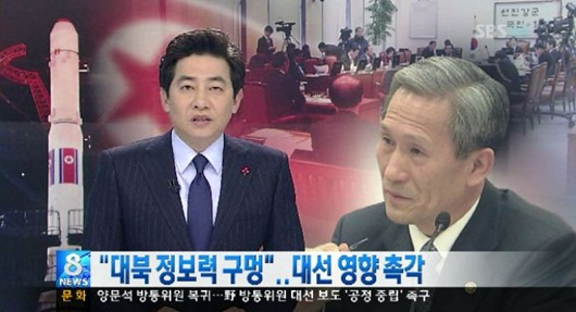 SBS 2012년 12월12일 SBS <8뉴스>