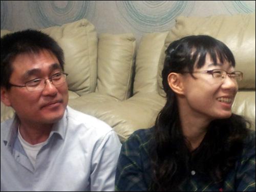 성훈씨는 재일동포에 대한 우리사회의 무관심을 아쉬워 했다