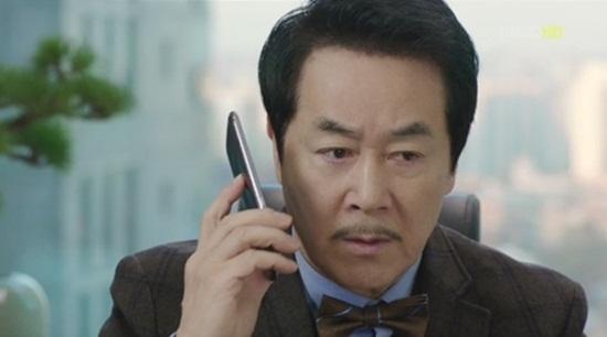 지난 26일 방영한 MBC 수목드라마 <보고싶다> 한 장면
