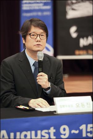 제천국제음악영화제 오동진 집행위원장