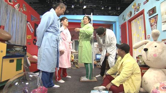 28일 방송될 MBC 에브리원 <하하의 19TV 하극상>의 한 장면