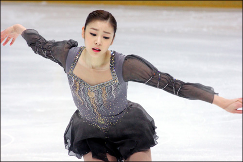 김연아, <ISU 세계 피겨스케이팅선수권대회> 출전한다