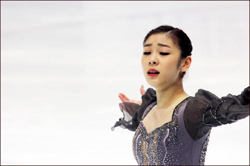 김연아, 레미제라블