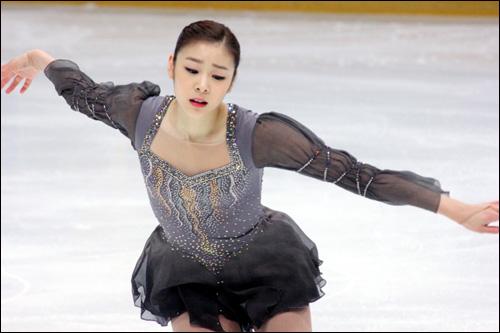 김연아. 레미제라블