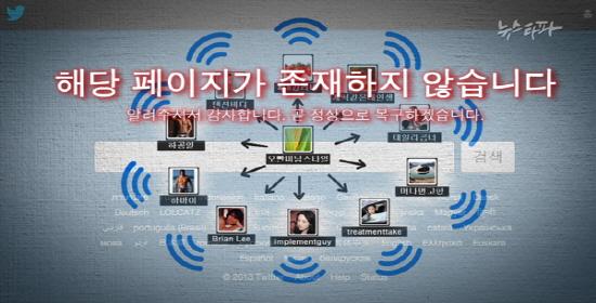 <뉴스타파>는 18일 지난 대선 시기 국정원의 트위터 여론조작 의혹을 폭로(시즌3 3회, 3월 15일 업로드분)한 직후, 보도에서 거론된 국정원 연계 의혹 트위터 계정 다수가 일제히 삭제된 것으로 확인됐다고 보도했다.