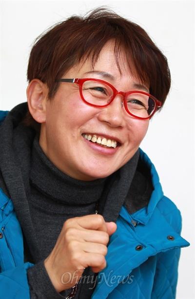 김혜정 시민방사능감시센터 준비위원장.