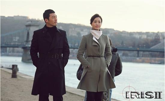 KBS 2TV 수목드라마 <아이리스2>의 한 장면