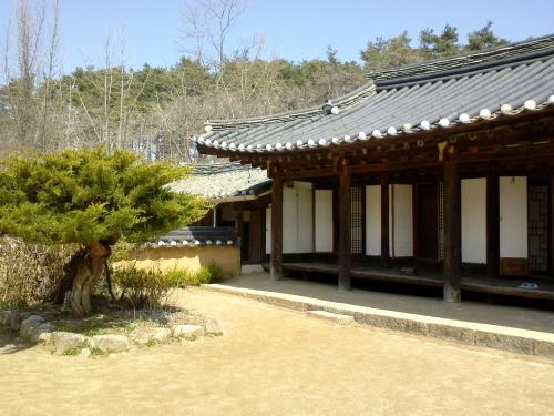 강릉 '초당마을숲' 허난설헌·허균 생가터