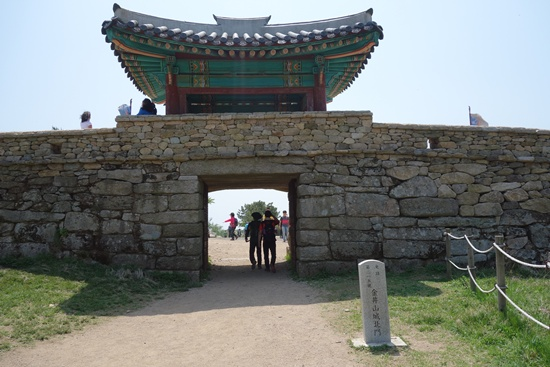 금정산 북문