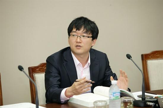 김수민 경북 구미시의원.